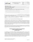 Autorización de publicación by Ediciones Unisalle