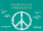 Educación para la paz y procesos de paz