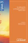 La educación y el sujeto político: Aporte crítico by Amparo Novoa Palacios and Mario Ramírez-Orozco