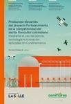 Productos relevantes del proyecto Fortalecimiento de la competitividad del sector floricultor colombiano mediante el uso de ciencia, tecnología e innovación aplicadas en Cundinamarca