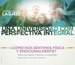 Boletín 2. Una universidad con perspectiva integral: ¿cómo nos sentimos física y emocionalmente? by Universidad de La Salle. Observatorio de la Vida Universitaria
