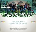 Boletín 4. Dinámicas urbanas de la población estudiantil: ¿dónde vivimos? ¿cómo nos movilizamos? by Universidad de La Salle. Observatorio de la Vida Universitaria