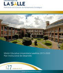 Boletín 27. Misión Educativa Universitaria Lasallista 2015-2020 octubre by Dirección de Planeación Estratégica