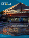 Boletín 30. Proceso de autoevaluación del Departamento de Ciencias Básicas by Dirección de Planeación Estratégica
