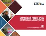 Boletín 48. Metodología formulación Plan Institucional de Desarrollo 2021 - 2026 by Dirección de Planeación Estratégica