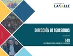 Boletín 49. Dirección de egresados by Dirección de Planeación Estratégica